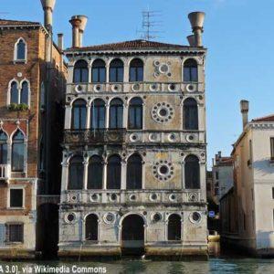 дворцы Венеции достопримечательности