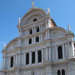 церкви Венеции путеводитель