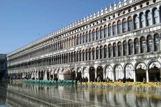 достопримечательности Венеции и интересные места
