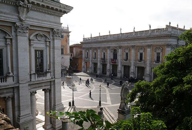 Рим памятники античности