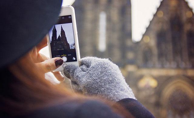 Новый год - Прага в декабре и январе