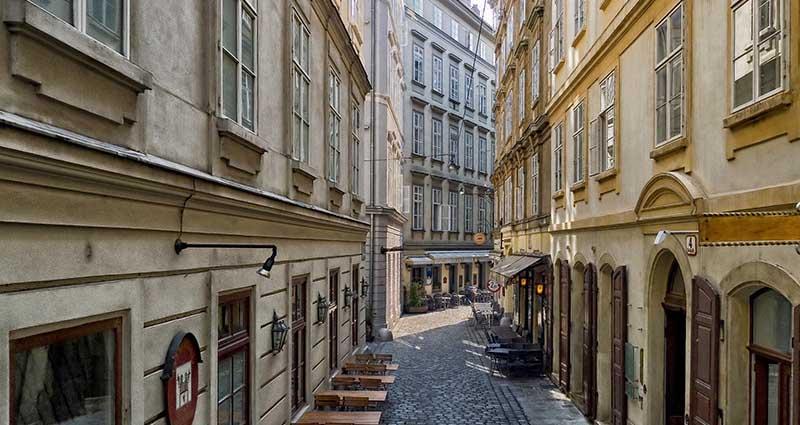 бесплатная экскурсия по Вене аудиогид