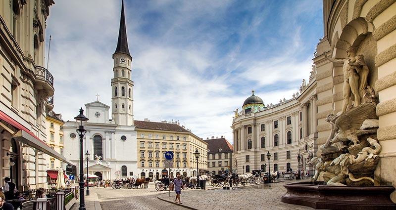 Исторический центр Вены экскурсия