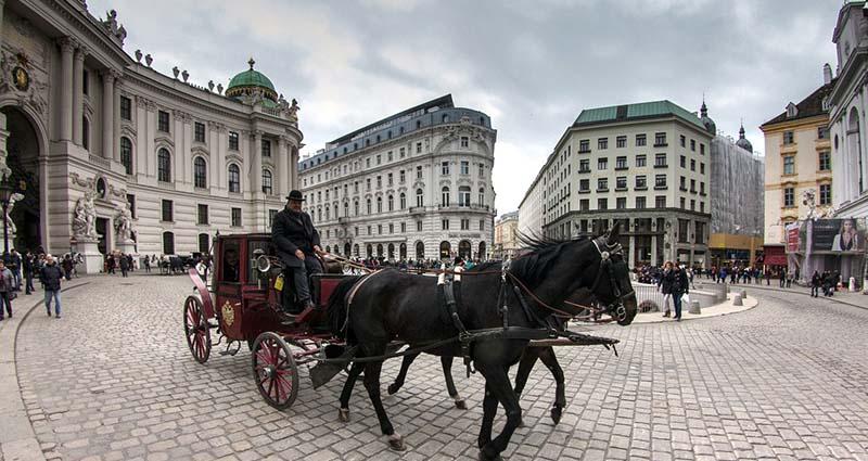 маршрут по Вене на один день