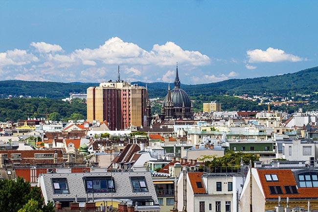 Бесплатная экскурсия по Вене