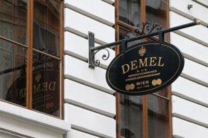 Вена кондитерская Демель