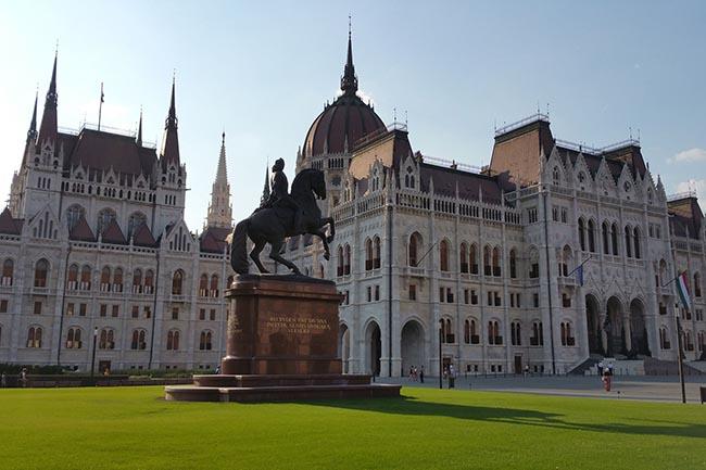 главные достопримечательности Будапешта за один день