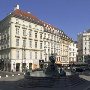 площади и фонтаны Вены аудиогид и путеводитель