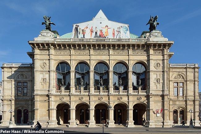 экскурсии по Вене самостоятельно