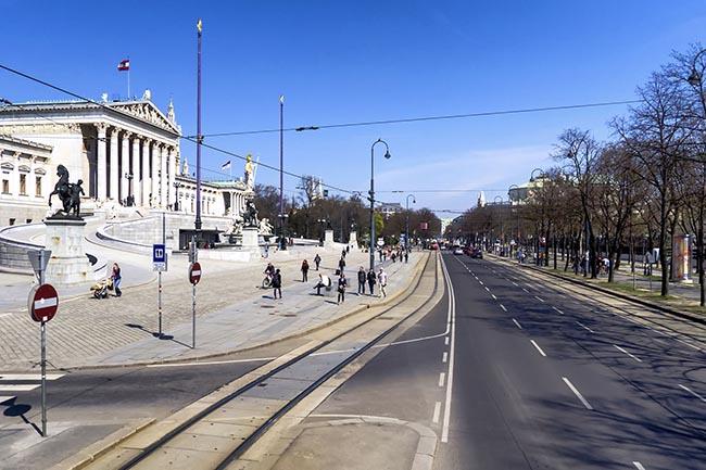 прогулки по Вене маршруты