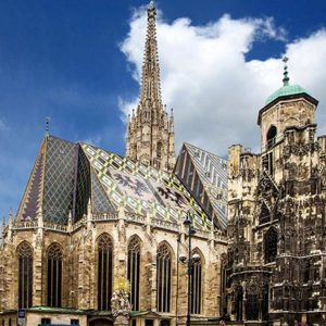 собор Стефана в Вене - Штефансдом