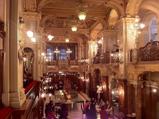 кафе Будапешта что попробовать