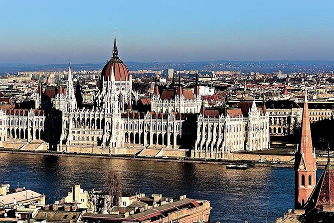 достопримечательности Будапешта самостоятельно