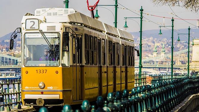 транспорт в Будапеште самостоятельно