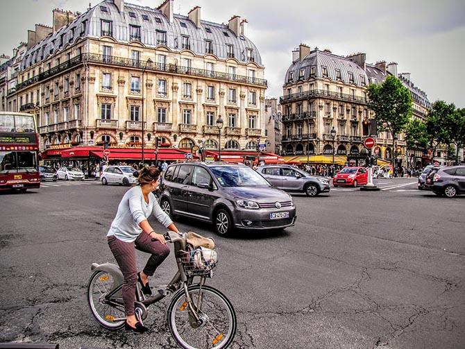 районы Парижа где остановиться