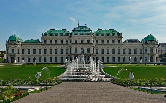 главные достопримечательности Вены что посмотреть
