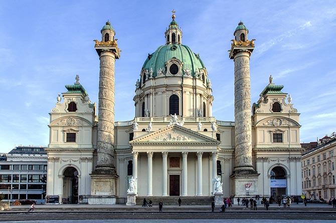 что посмотреть в Вене за один день - достопримечательности