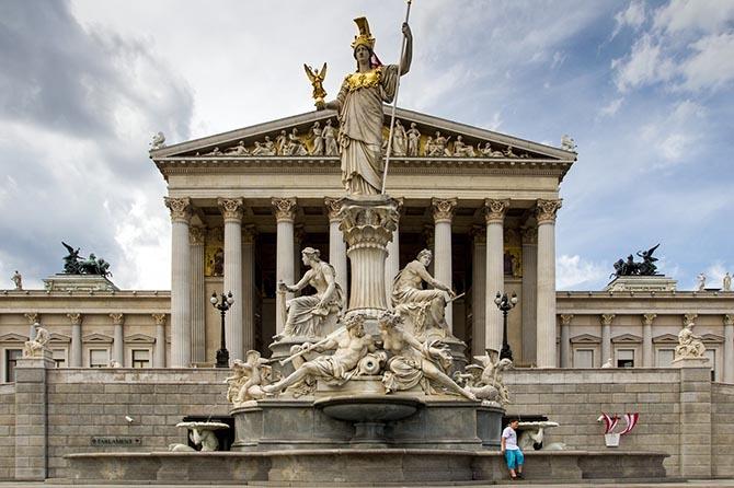 самые интересные достопримечательности Вены за один день
