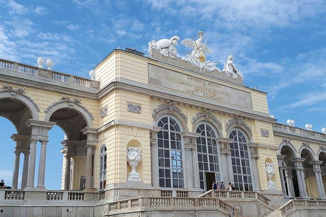 маршруты по Вене за один день - главные достопримечательности