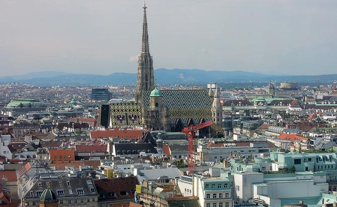 главные достопримечательности Вены за один день