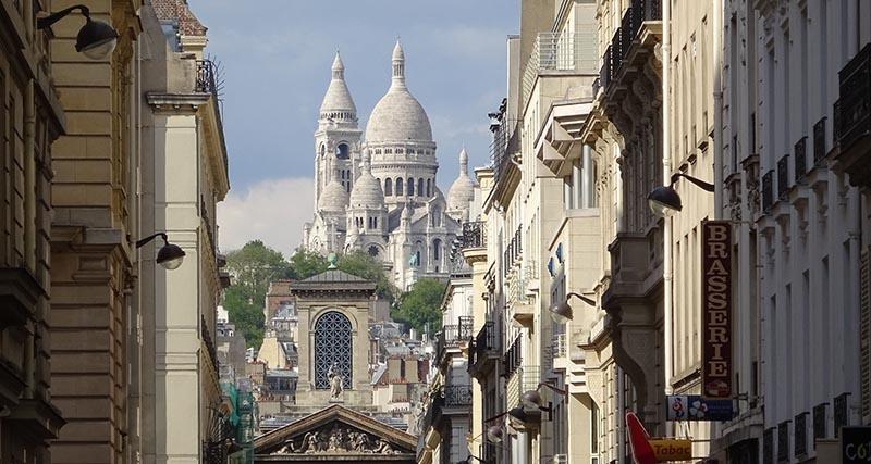 Париж Монмартр аудиогид