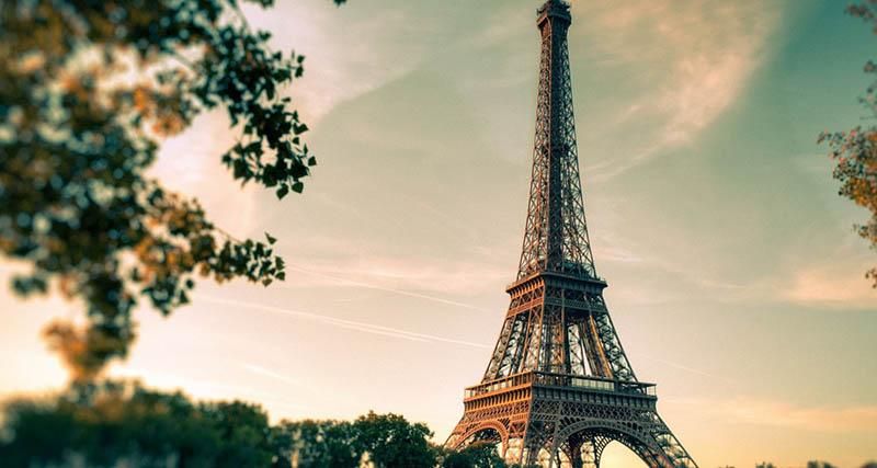 Эйфелева башня Париж аудиогид