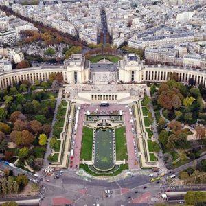 путеводитель по Парижу - интересные места
