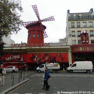 Париж аудиогид по Монмартру