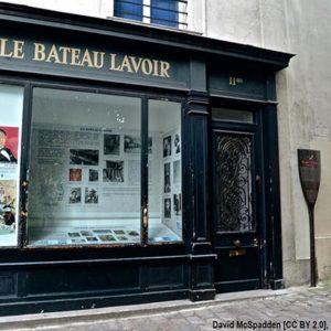 путеводитель и аудиогид по Монмартру Париж
