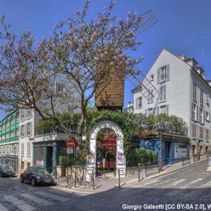 Париж - аудиогид по Монмартру