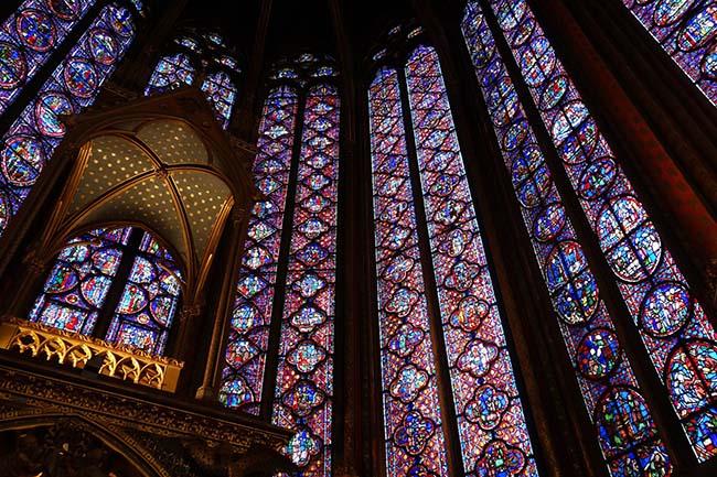 достопримечательности Парижа на карте - путеводитель