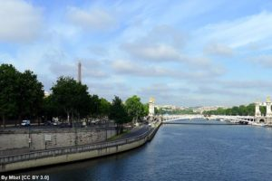 где погулять в Париже маршруты и интересные места