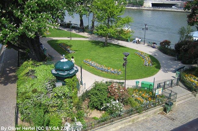 неизвестные достопримечательности Парижа карта и аудиогид