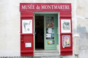аудиогид Париж Монмартр - экскурсия