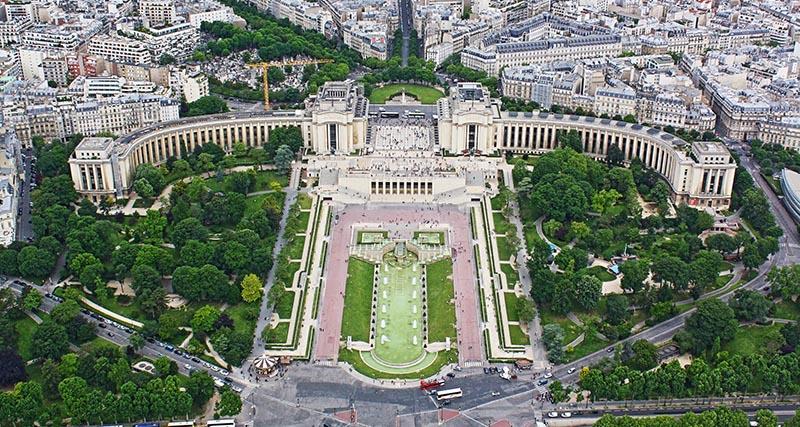 Париж Эйфелева башня аудиогид