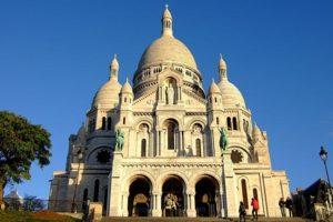 аудио экскурсии Монмартр Париж