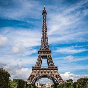 Эйфелева башня аудиогид по Парижу