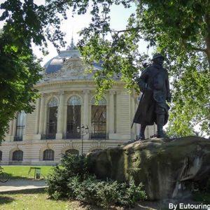 Париж интересные достопримечательности