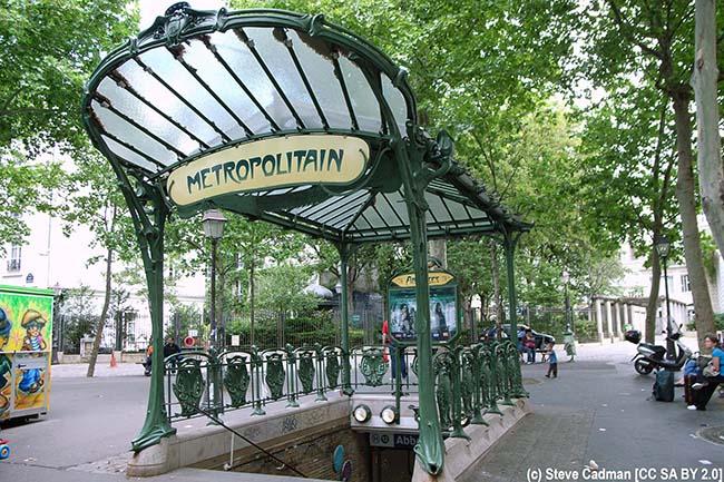 интересные достопримечательности Монмартра Париж