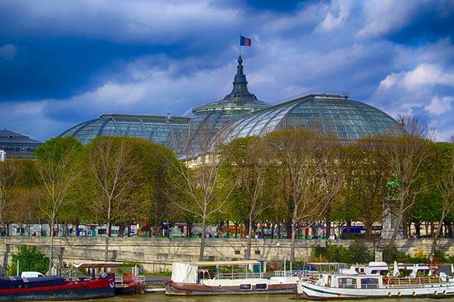 интересные места в Париже аудиогид