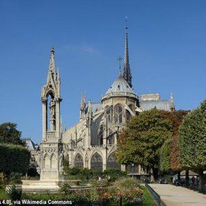 где погулять в Париже - достопримечательности