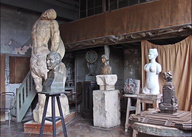 Музеи Париж Бурдель