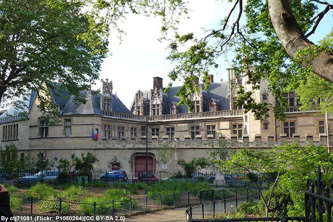 Лучшие музеи Парижа