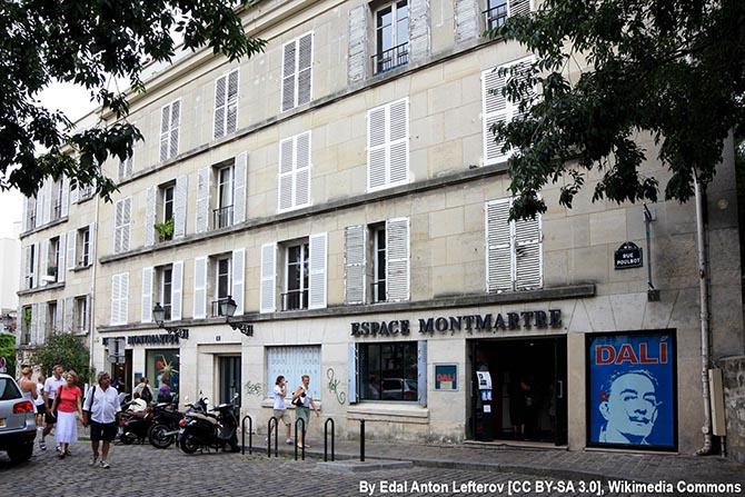 Париж Музей Дали