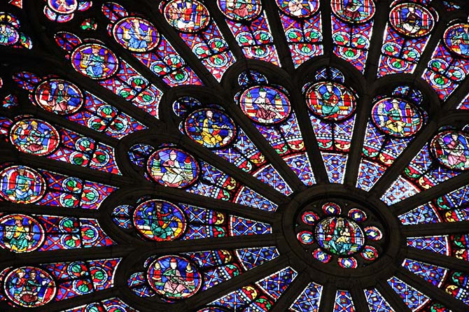 Париж собор Нотр Дам де Пари экскурсия