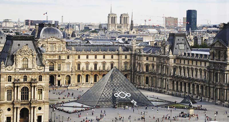 Обзорная экскурсия по Парижу аудиогид