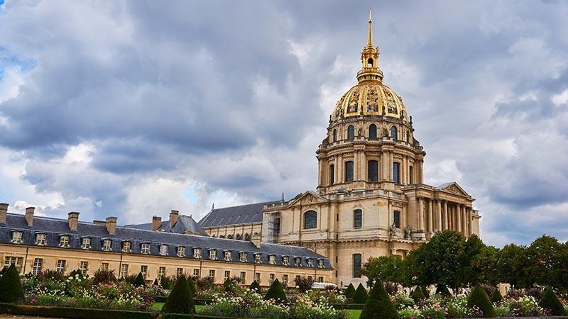 аудиогид Париж обзорная экскурсия