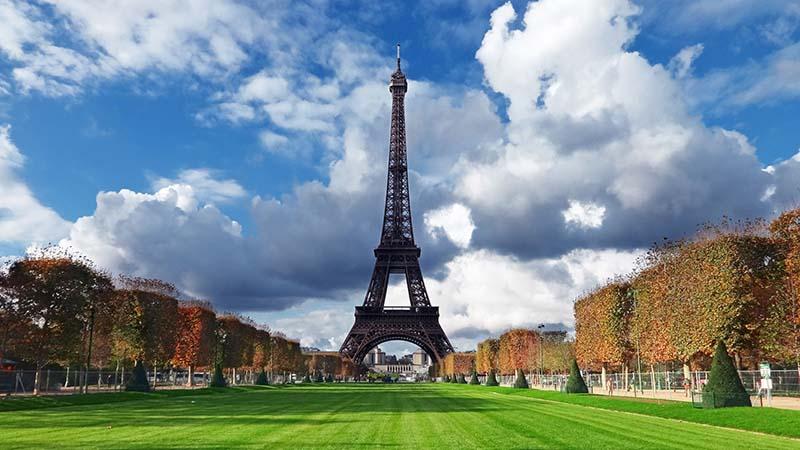 Париж аудиогид обзорная экскурсия