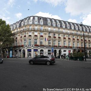 достопримечательности Парижа бульвары