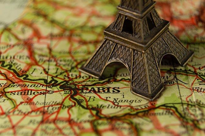 Париж самостоятельно - как добраться